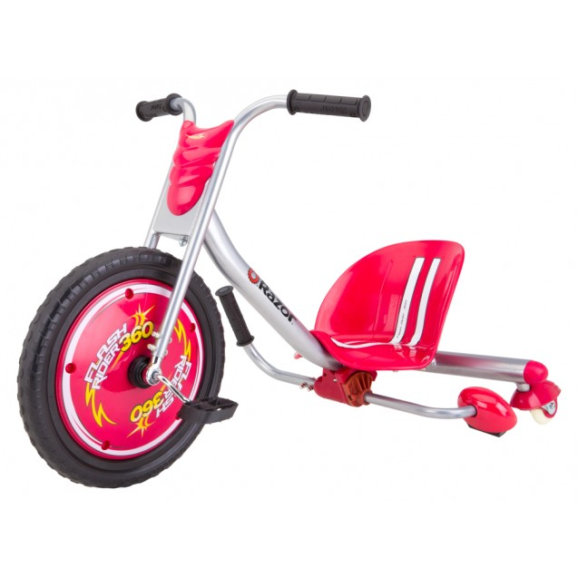 Велосипед з іскрогенератором Razor FlashRider 360 1